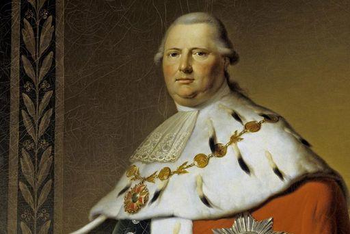 Porträt des Königs Friedrich I. von Württemberg